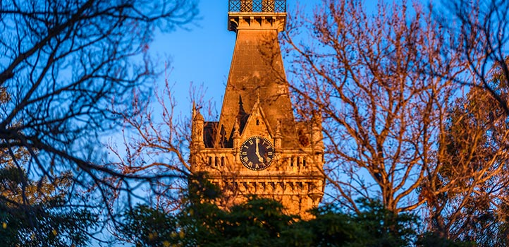 Photograph of The University of Melbourne | John Randall QC