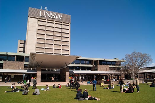 Photograph of The University of New South Wales | John Randall QC